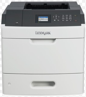 Lexmark MS810 Driver Download