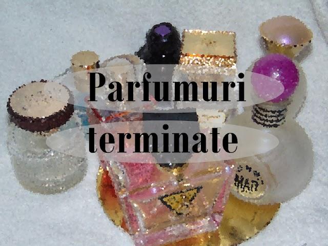 9 parfumuri terminate, impresii finale !
