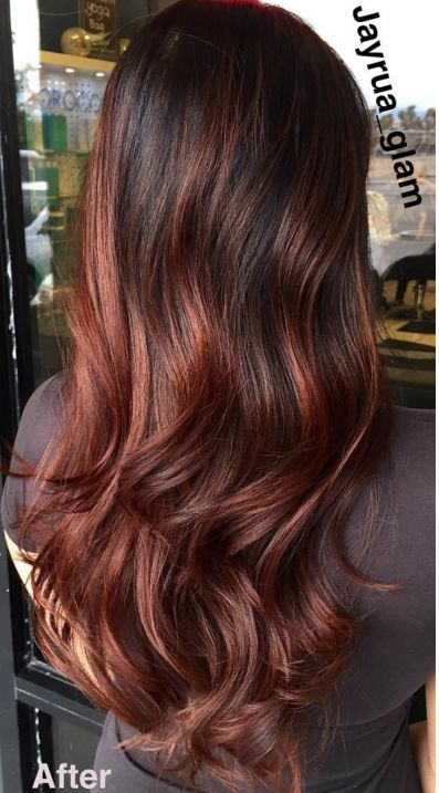 Cherry Bombre The Perfect Style For Brunettes The