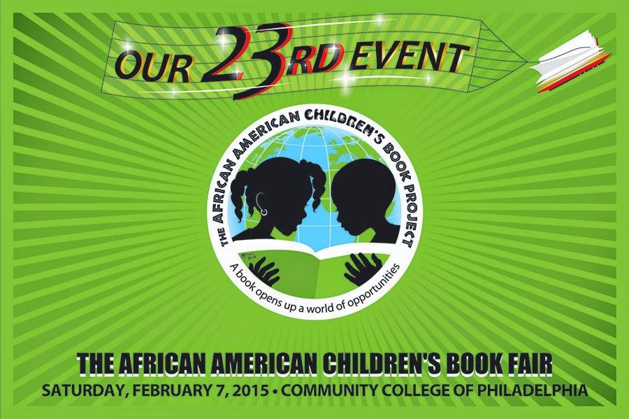 23rd Annual African American Children's Book Festival!