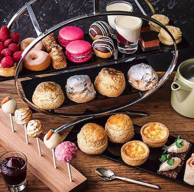 AFTERNOON TEA OF THE WEEK ♥