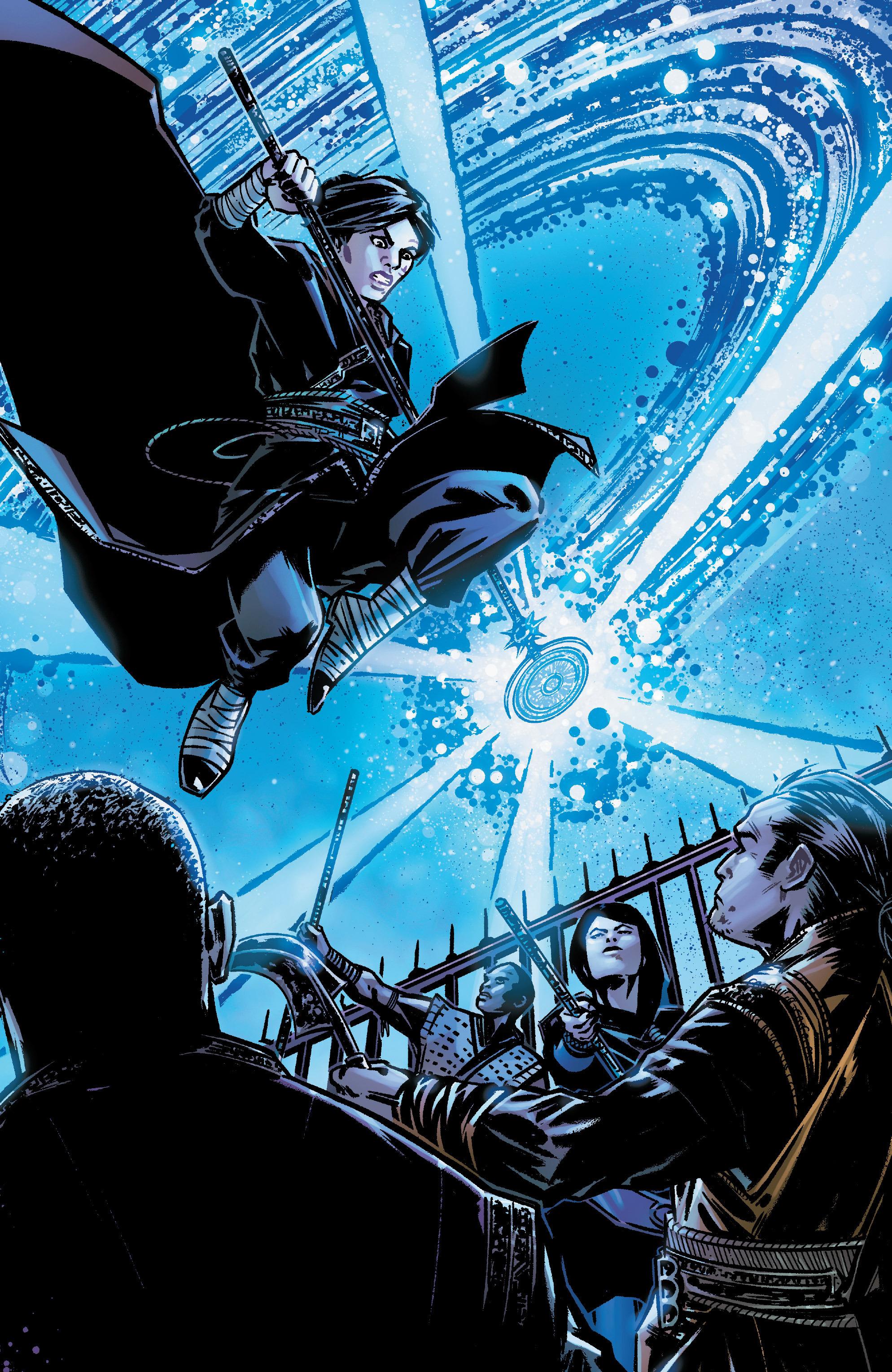 Doctor Strange Prelude kỳ 1 trang 12