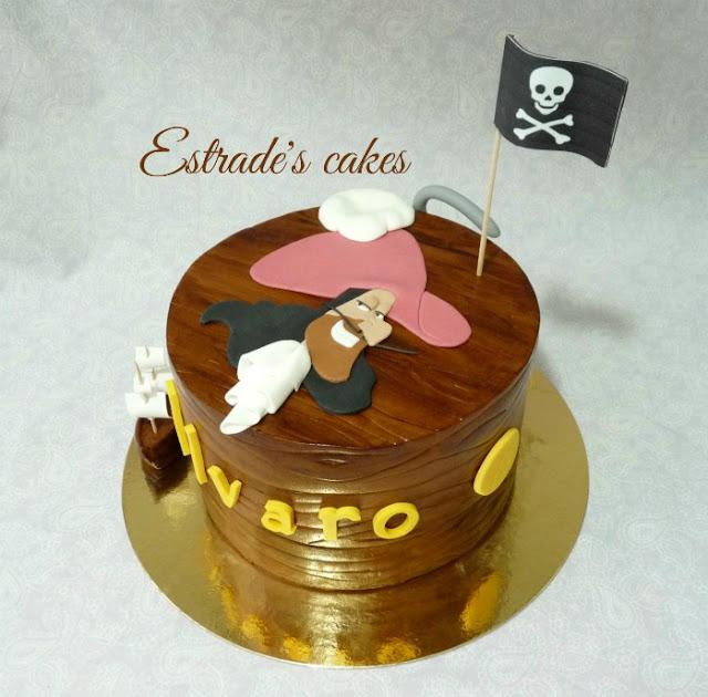 tarta del capitán garfio 5