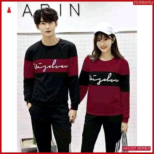 AKC297S41 Sweater Couple Anak 297S41 Wisdom BMGShop