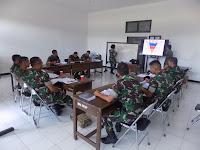 Divisi 2 Kostrad Gelar Pendidikan KIBI Elementary Crash Programme  TA. 2016