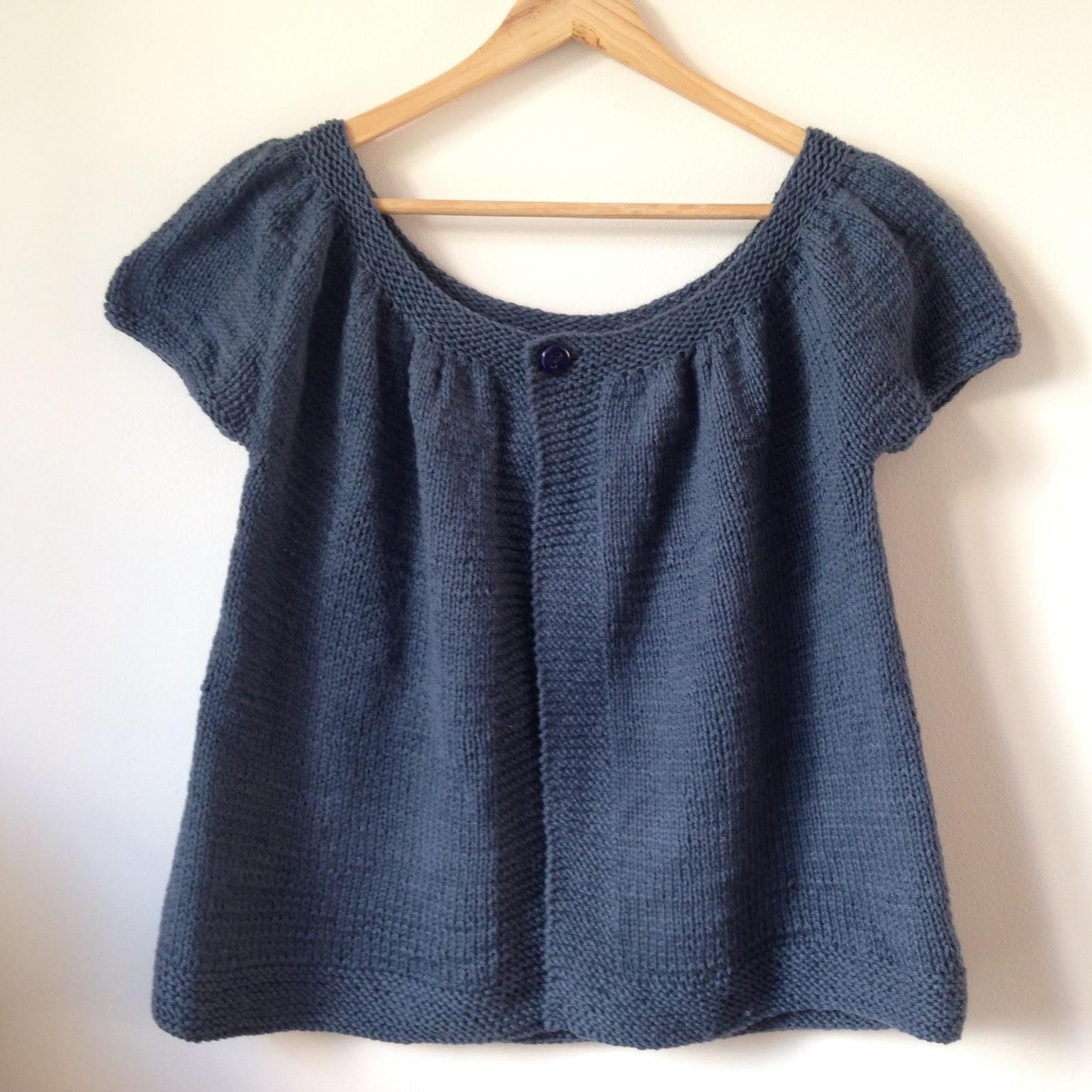 Aufildesenvies mod le gratuit de gilet tricot lady kina te revoil - Cote 2 2 tricot ...