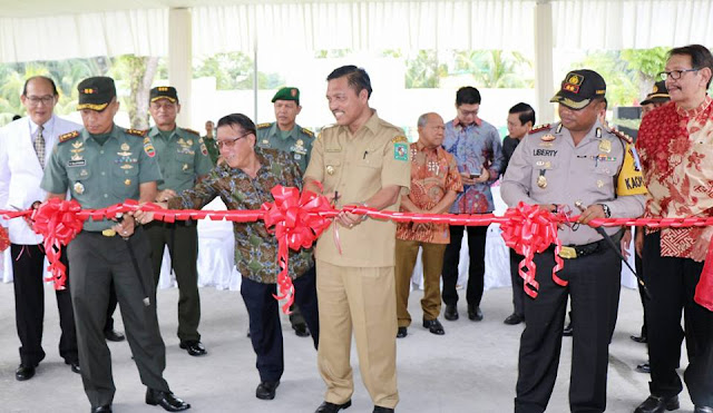 """Klinik """"Sutra Medical Center"""" Diresmikan, Wakil Bupati : Kesehatan Prioritas di Simalungun"""