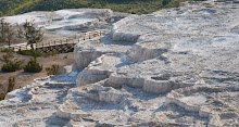 Yellowstone's Mammoth Hot Springs