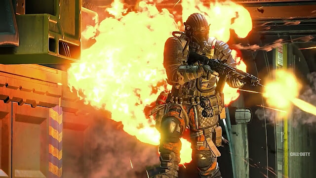 Call Of Duty: Black Ops 4 menjadi game yang paling didownload di PlayStation Store.