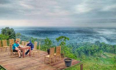 Lokasi Batoer Hill Patuk Gunung Kidul