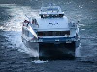 katamaran red plovidbe za liniju 9602 Vis-Hvar-Milna-Split slike otok Brač Online