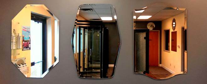 antique beveled mirrors