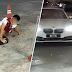 (Video) Lelaki ditikam, dilanggar dan digilis sehingga mati