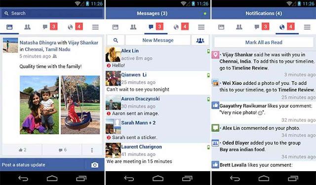 5 Kelebihan Menggunakan Aplikasi Facebook Lite