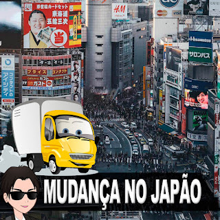 mudanças no Japão