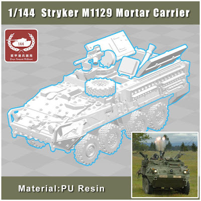 Stryker M1129 Mortar Carrier picture 1
