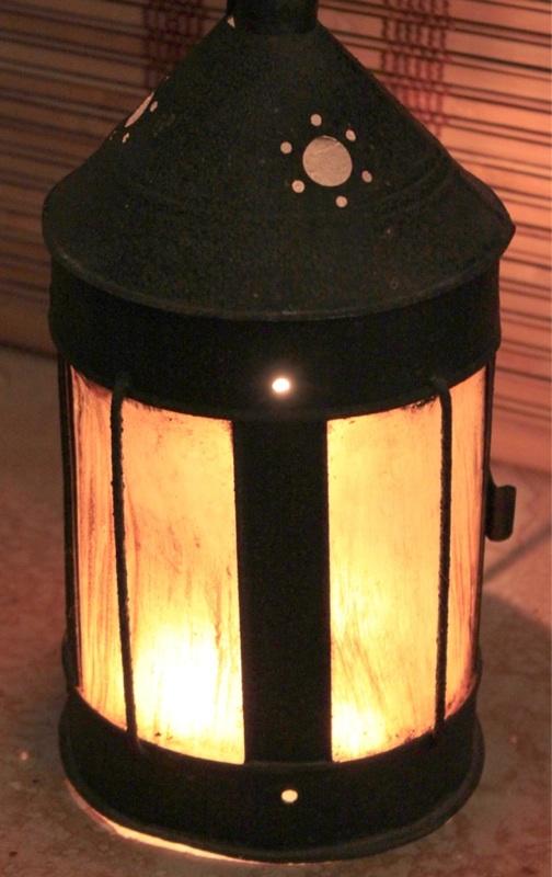 Hearing Shofar Quot Lantern Quot Comes From Quot Lamp Horn Quot