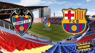 Леванте – Барселона прямая трансляция онлайн 16/12 в 22:45 по МСК.