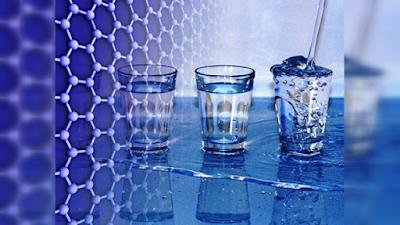 L'últim miracle del grafè: convertir l'aigua de mar en aigua potable