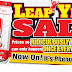 Till 29 Feb 2015 Harvey Norman Leap Year Sale