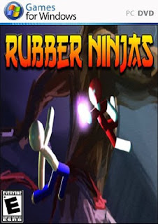 Rubber Ninjas PC Game