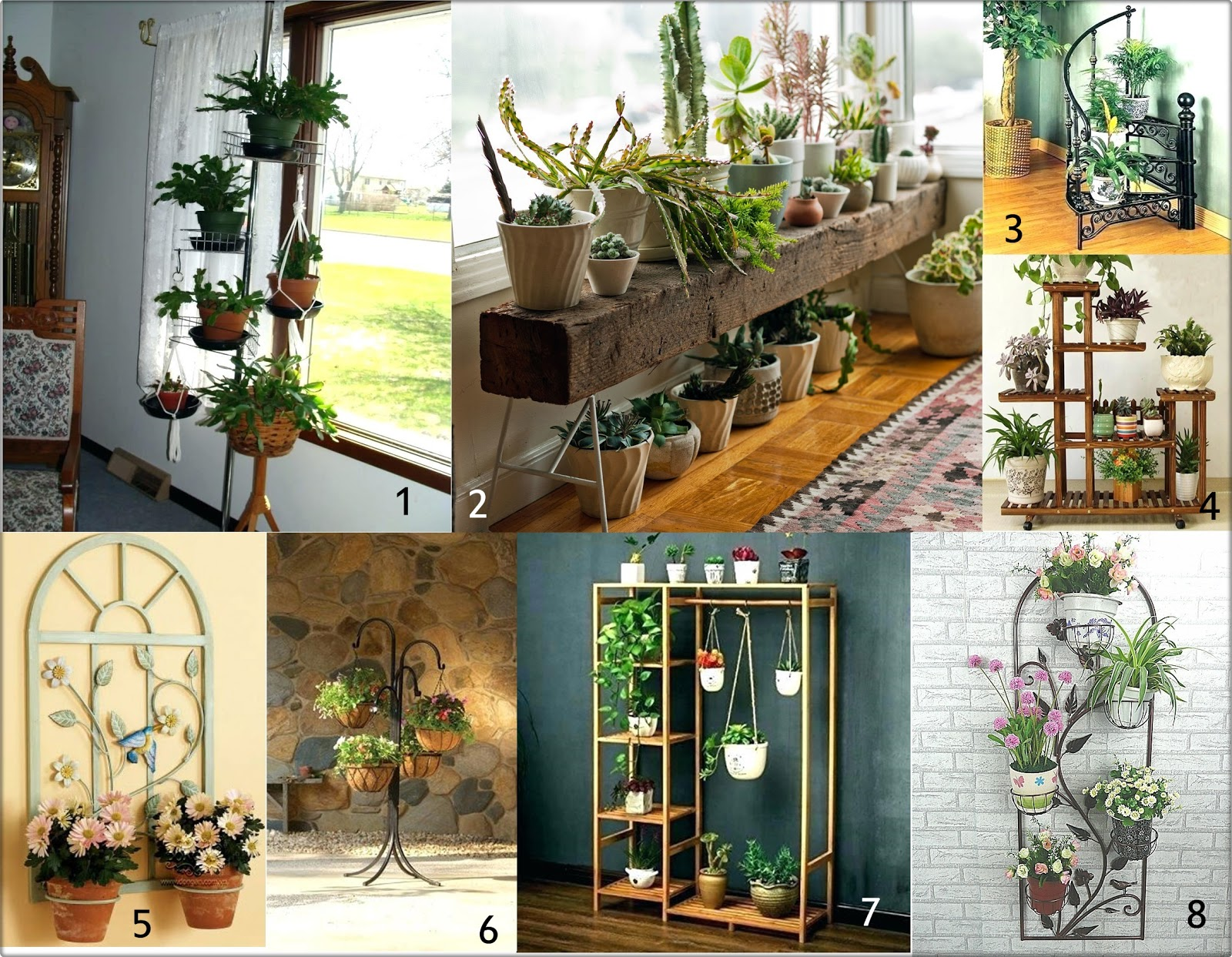 12 Amazing Plant Stand Ideas That Are Quite Magical For ... on Amazing Plant Stand Ideas  id=55749