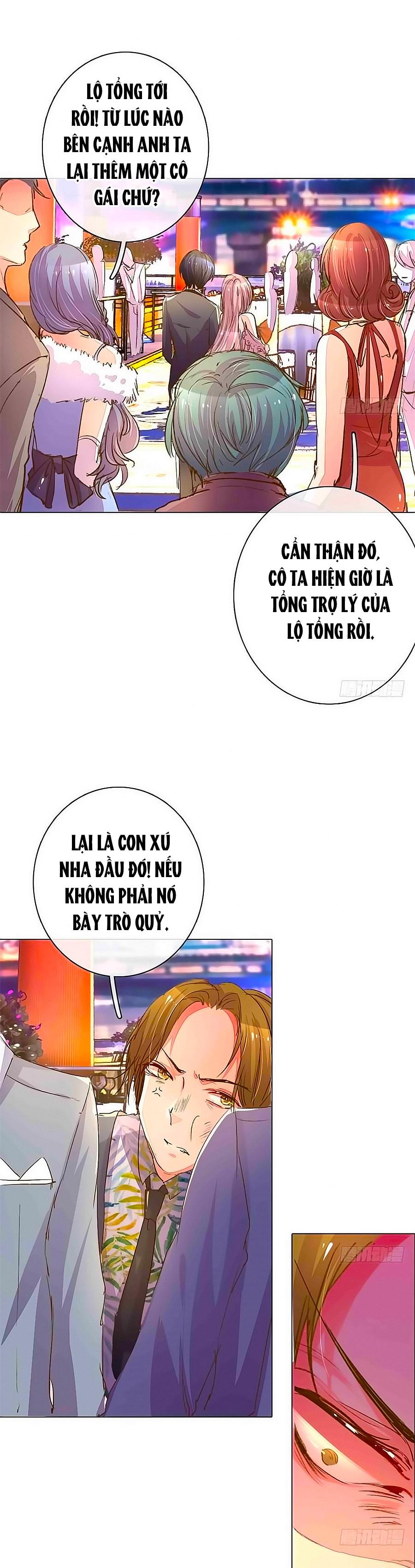 Hào Môn Tiểu Lãn Thê chap 92 - Trang 4