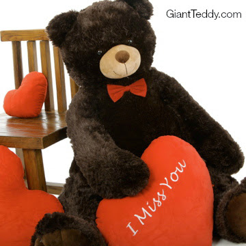 Our Tubs Family has old fashioned charm... add one of our Heart Pillows to any bear for an extra sweet gift.
