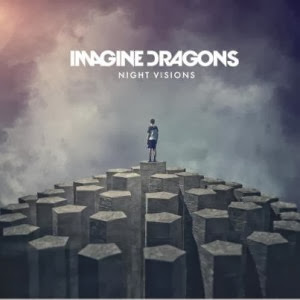 pochette album Imagine Dragons Night Visions