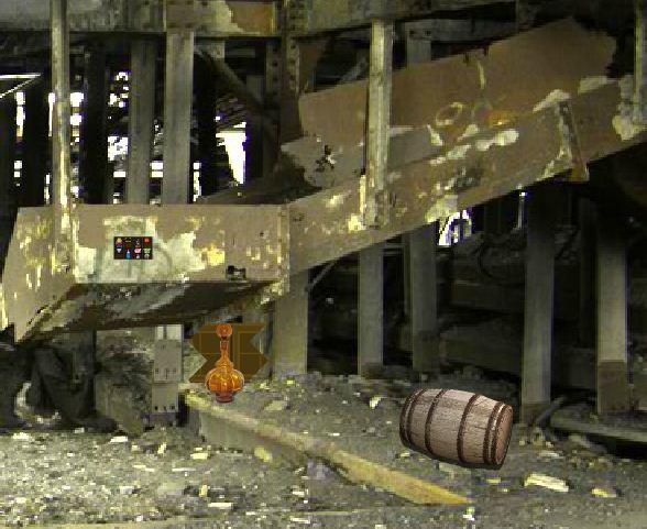 EightGames Abandoned Tastykake Factory Escape Walkthrough
