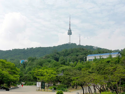 Foot of Namsan Mountain Seoul
