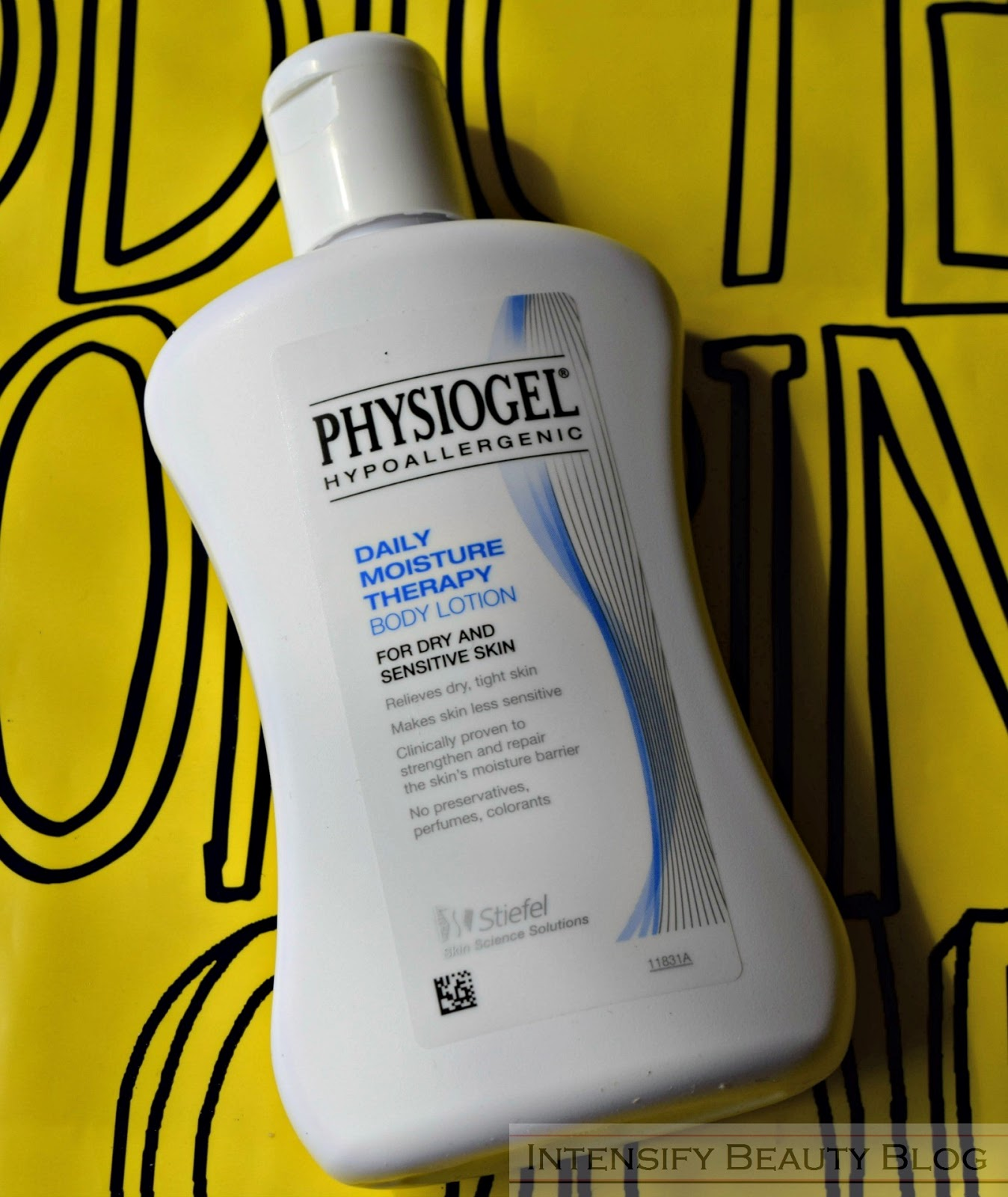 The 14 Days Physiogel Challenge Intensify Beauty Blog Daily Moisture Care Body Lotion 200ml For Dry And Sensitive Skin