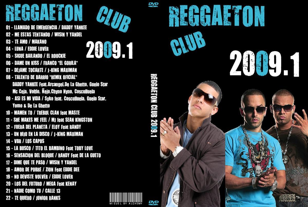 Reggaeton Party 2014 Vol 2 21 Songs: Riodvdmusic: Reggaeton Club 2009.1