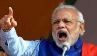 भारत के प्रदानमंत्री नरेन्द्र मोदी