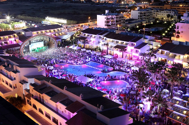 Primeiro dia em Ibiza
