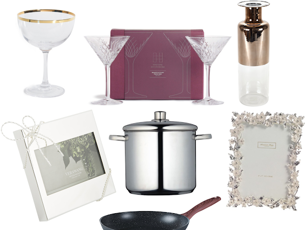 Wedding Gifts | Timeless Present Ideas