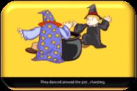 http://learnenglishkids.britishcouncil.org/en/short-stories/the-magic-spell