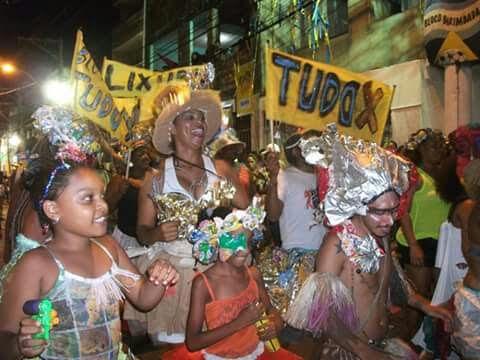 Bloco ecológico também desfila dia 11 no Rio Vermelho