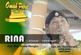 RINA (Arjosari Nawangan) - Kris Dewa Rengku - Azkia Nada