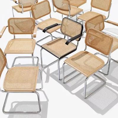 Điểm danh các mẫu ghế độc đáo từ thế kỷ trước đang có xu hướng