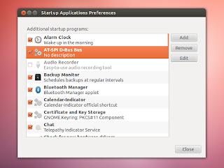 startup applications ubuntu