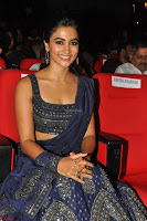 Pooja Hegde choli saree at DJ Duvvada Jaggannadham music launch ~  Exclusive 55.jpg
