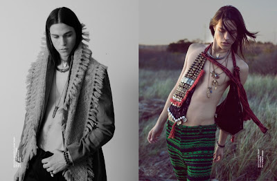 Miles McMillan by Carolina Palmgren for Dsection