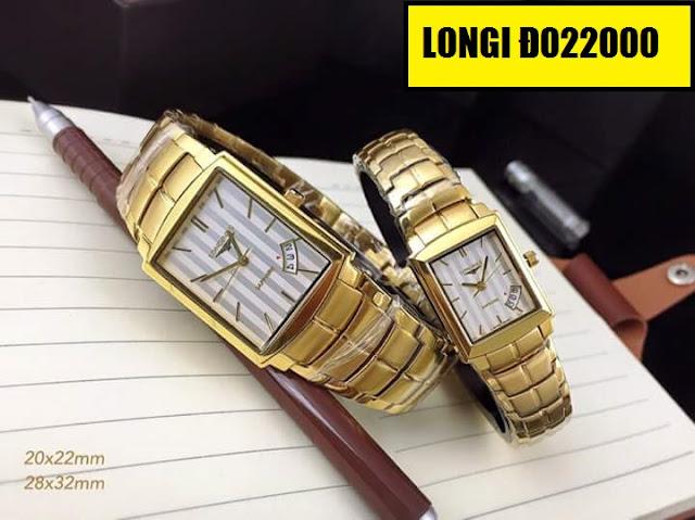 Đồng hồ đôi Longi Đ022000
