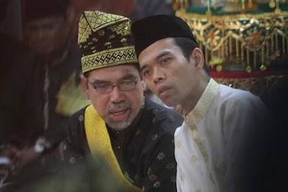 Dahsyat! Inilah Tamparan Maut Warga Riau Untuk Pelaku Persekusi UAS