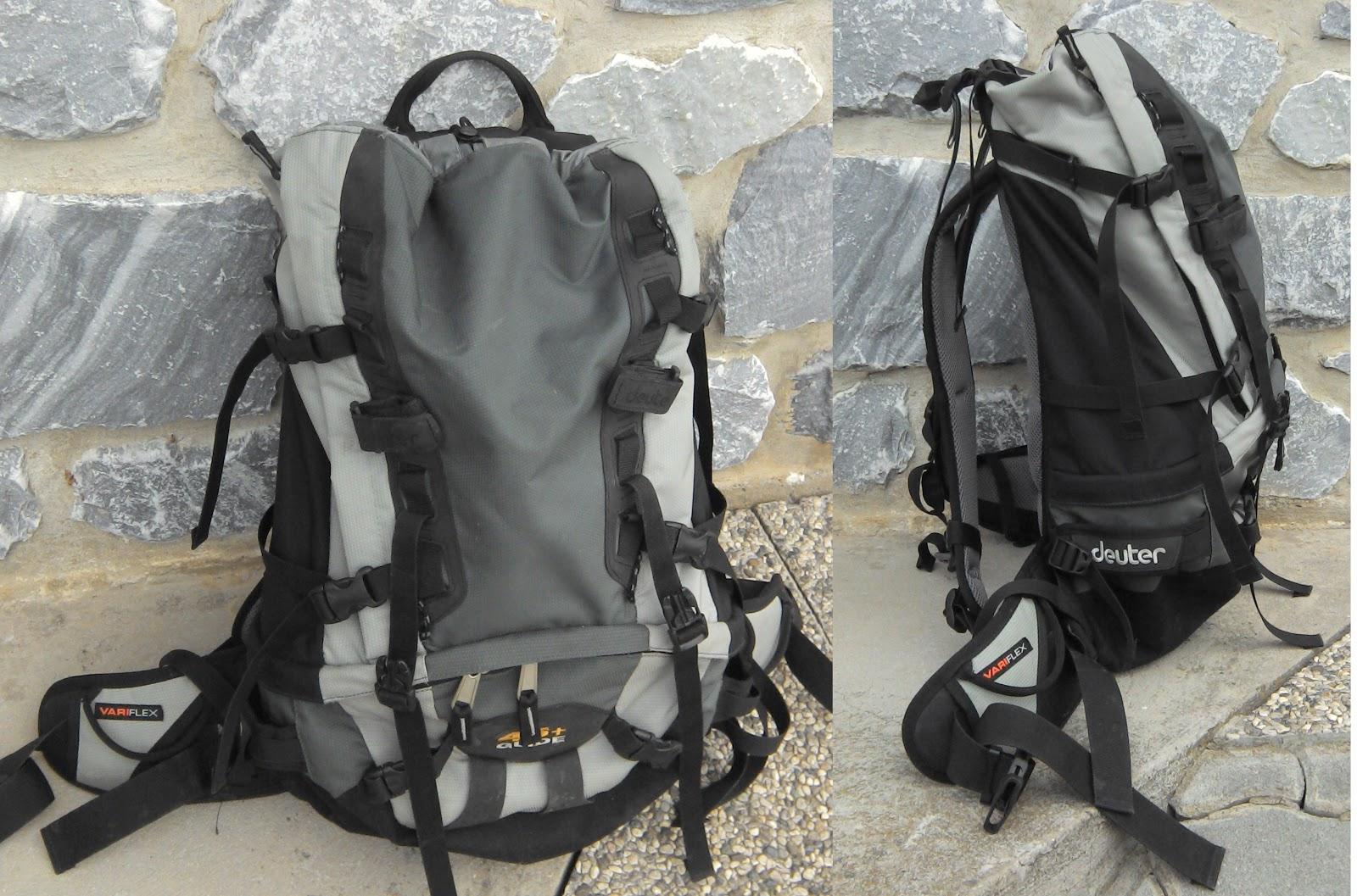 Klettergurt Mit Rucksack : Freiluft geckos material organisation am klettergurt und körper