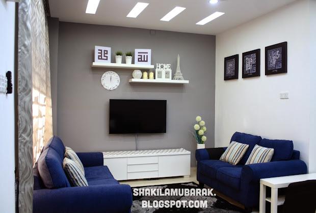 Gambar Dekorasi Ruang Tv