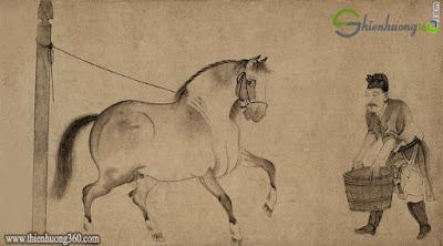 Ngựa quý của vua Cảnh Công: Án Tử khéo can được Vua