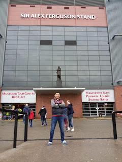 Mimpi ke Old Trafford