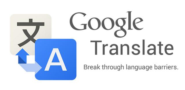 99% ngôn ngữ Internet có thể dịch bằng Google translate